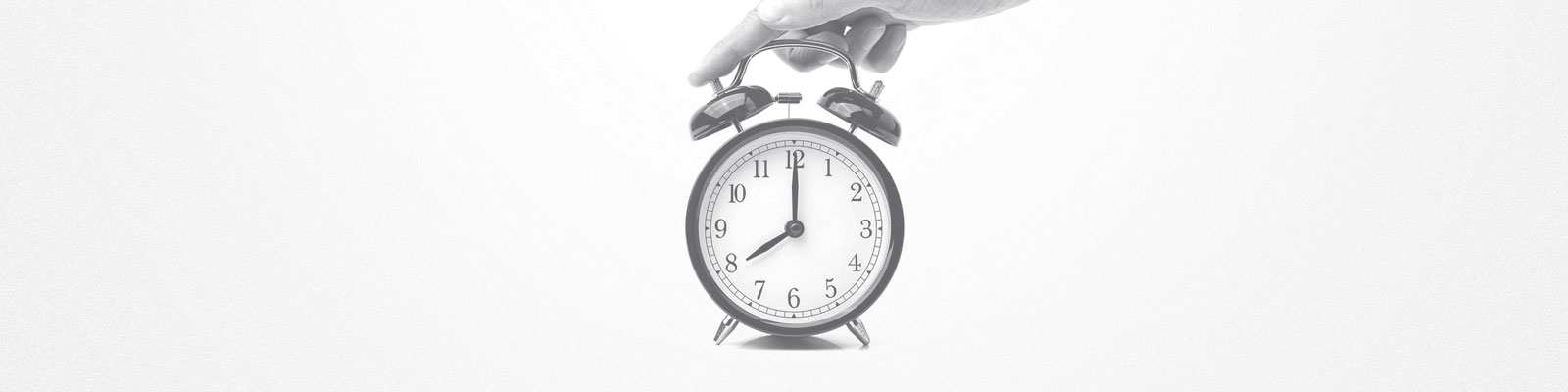 Spiritual Procrastination